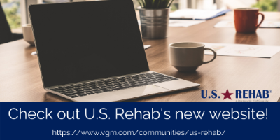 New U.S. Rehab Website Unveiled thumbnail