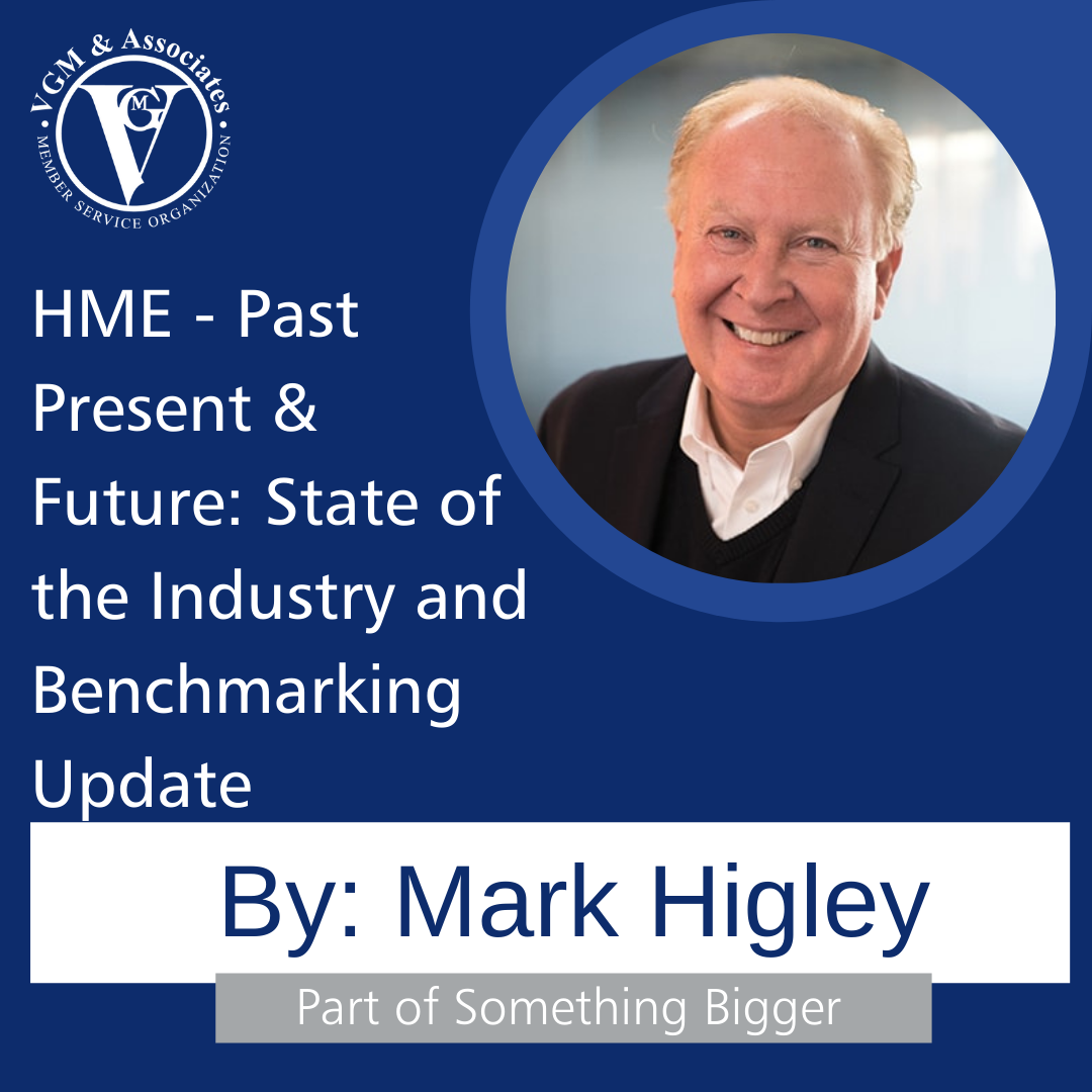 HME - Past, Present & Future:  State of the Industry/Benchmarking Update thumbnail
